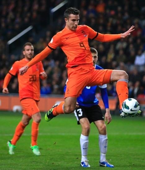 Belanda 'Tidak Terkalahkan' tapi Dapat Gelar Hiburan - Bola | Piala Dunia 2014 - Belanda | Scoop.it