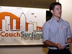 Montréal reçoit le co-fondateur de CouchSurfing | Le CouchSurfing, nouvelle forme de tourisme. | Scoop.it