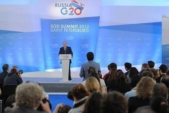 President of #Russia Vladimir #Putin 's #news conference following the G20 Summit   Unthinking respect for authority is the greatest enemy of truth.   Scoop.it