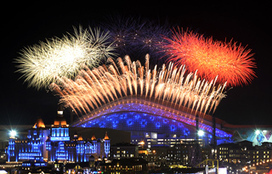 Sochi 2014: The Opening Ceremony | Olympic Games | Scoop.it
