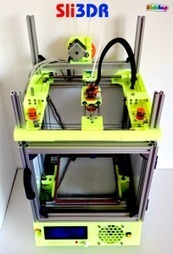 Comment on Goldilocks and RichRap's Small, Medium, and Giant 3D Printers by Mark Wheadon | 3D Printing and Fabbing | Scoop.it
