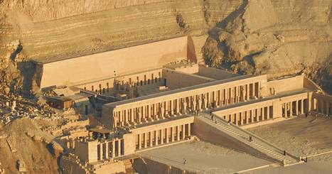 The Temple of Queen Hatshepsut | Explore Egypt Travel | Scoop.it
