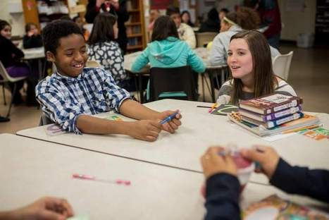 Students learn to care for each other in Empathy Project | Heal the world | Scoop.it