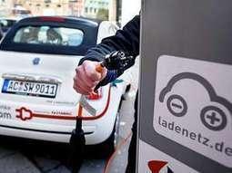 Elektromobilität : Schnell nachladen - Tagesspiegel | E-Mobilität | Scoop.it