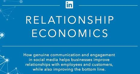 Relationship Economics: How Social is Transforming the World of Work [INFOGRAPHIC] | Business and Social Networking | Scoop.it