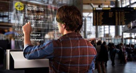 Displair : l'écran qui risque de révolutionner l'affichage pub | Social Media - cinema - technology | Scoop.it