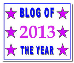 6th Star: Blog of the Year 2013 | catnipoflife | Scoop.it