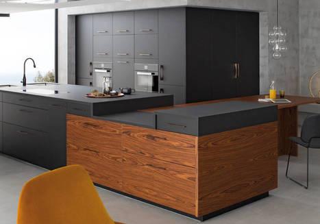 7 styles de cuisine pour trouver le vôtre - Elle Décoration | Sud-France-Immobilier Infos | Scoop.it