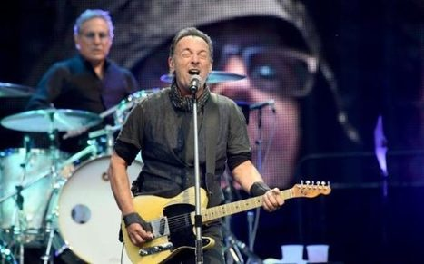 'Bruce Springsteen is one of the last great showmen of his era' - Etihad Stadium Manchester, review - The Telegraph | Bruce Springsteen | Scoop.it