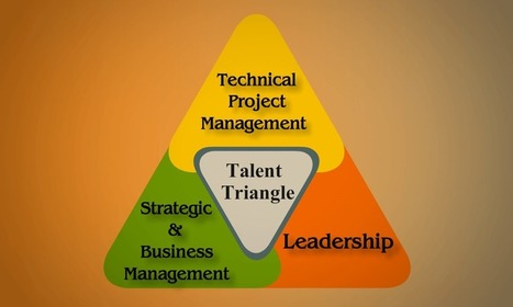 What is the PMI Talent Triangle? | MSProject, ProjectLibre & Scheduling Tools | Scoop.it