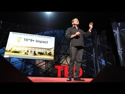 Peter Diamandis : Abundance is Our Future | Inventer le monde | Scoop.it