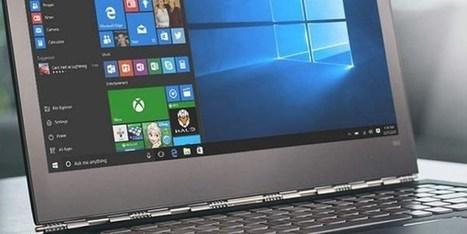 Cómo desbloquear la configuración secreta de Windows 10 | Aplicaciones, Software, Apple, Windows... | Scoop.it