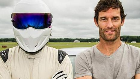 Top Gear's the Stig shares tips on becoming a better driver | Truck Access Platform, Ladder Platform & Aluminium Platforms | Scoop.it