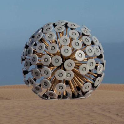 """I try to make new forms of life,"" says Strandbeests creator Theo Jansen - Dezeen | tecnologia s sustentabilidade | Scoop.it"