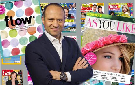 Rolf Heinz: «Le mobile sera le support dominant pour la presse dans l'avenir» | DocPresseESJ | Scoop.it