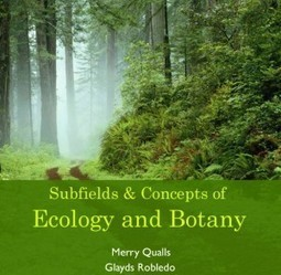 Subfields & Concepts of Ecology and Botany | E-books on Biology | E-Books India | Scoop.it