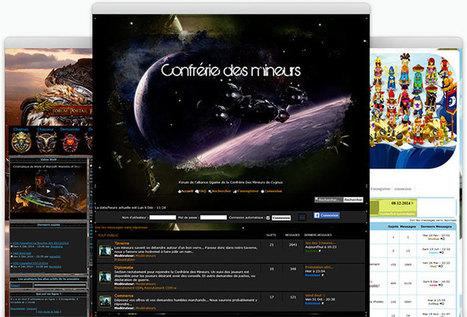 Créer un forum jeux Dofus, OGame, WoW sur Forumactif.com | Forumactif | Scoop.it