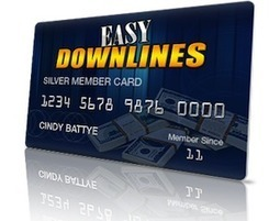 Easy Downlines - Free Signup | Home Business | Scoop.it
