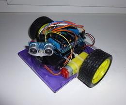 Arduino HC-SR04 Ultrasonic Rover   Arduino Focus   Scoop.it