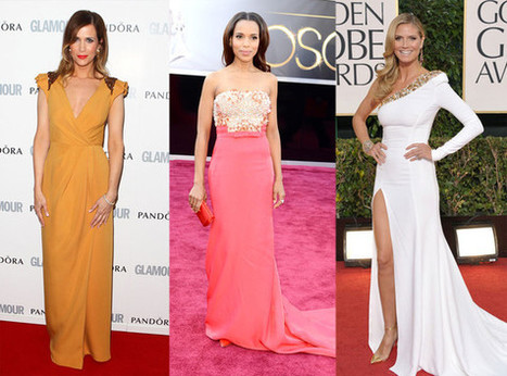 2013 Emmy Nominees' Best Red Carpet Looks - E! Online | From the red carpet! | Scoop.it