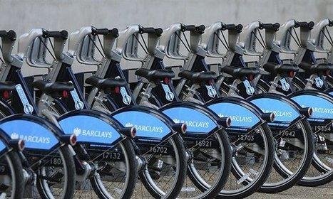 Barclays to end sponsorship of Boris Johnson's London bike hire ...   Education   Scoop.it