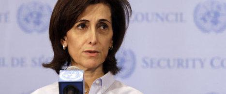 Mujer, árabe y presidenta del Consejo de Seguridad | Genera Igualdad | Scoop.it