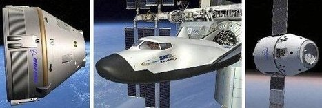 Boeing, SpaceX and Sierra Nevada to win NASA backing for spaceships | The NewSpace Daily | Scoop.it