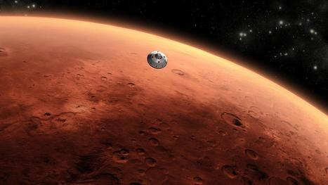 A través de Google se puede 'volar' alrededor de Marte - Diario de Navarra | Alambique 2.0 | Scoop.it