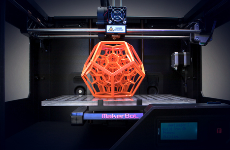 3D Printing Faces Legal Blocks Years Before Mass Consumer Use | 3D-Print Tech | Scoop.it