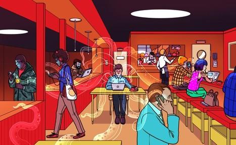Por qué el wifi público es un peligro para la salud pública — Medium en español — Medium | Informática 4º ESO | Scoop.it