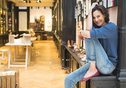 Inès de la Fressange a inauguré sa vitrine parisienne   Retail Intelligence®   Scoop.it