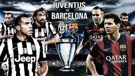 Juventus Vs Barcelona On YouTube Streaming, Fox Sports, Sky Sports Online TV | Yankee Bloggers  - Tattoo Ideas, Home Decor, Funny Memes | Scoop.it