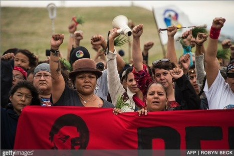 How #NoDAPL united a movement for indigenous rights | Coffee Party Feminists | Scoop.it