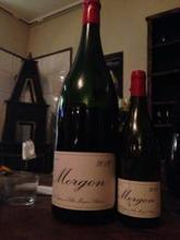 Le vin, c'est meilleur dans une grosse bouteille : du morgon dans les ... | Le Vin en Grand - Vivez en Grand ! www.vinengrand.com | Scoop.it