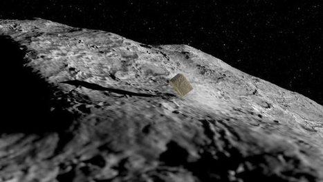 ¿Se puede desviar la trayectoria de un asteroide? La misión AIDA lo intentará   Noticias de ciencia y tecnología en EFEfuturo   Scoop.it