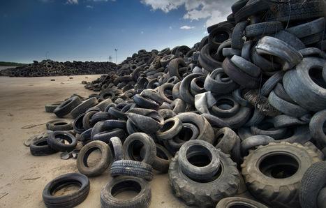 El caucho reciclado: el futuro y presente de las carreteras - EADIC   Proceso Productivo de Goma   Scoop.it