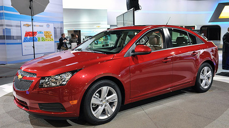 Why Chevy Is Launching A Diesel Sedan | Cars And Motorcycles | Scoop.it