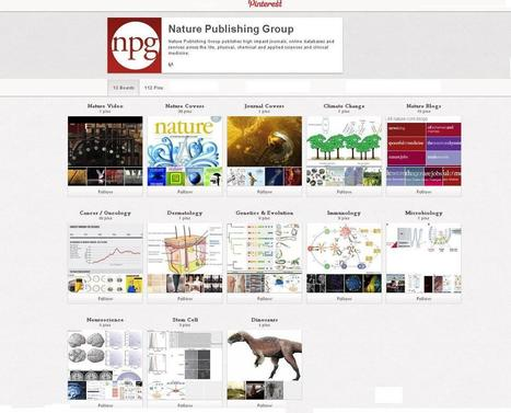 Of Schemes and Memes Blog: NPG is now on Pinterest : Of Schemes and Memes Blog | Visual Communication for Scientists | Scoop.it