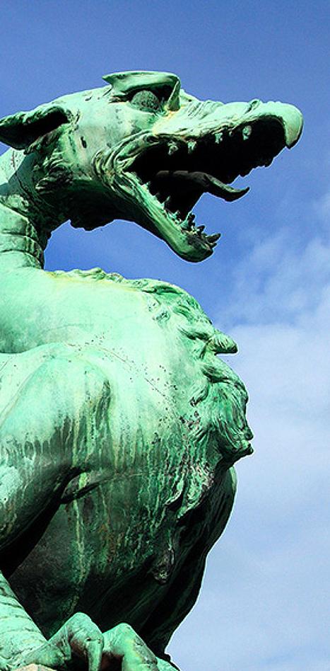 Visit Ljubljana - official guide to Ljubljana and Central Slovenia | Digital Saimaa | Scoop.it