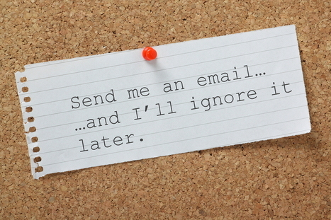 How to Write a Networking Email That Gets Responses | Management | Scoop.it