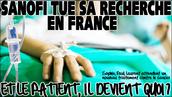 Stop à la suppression des emplois chez Sanofi! | Les Sanofi | Scoop.it