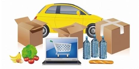 Le bilan en demi-teinte de l'offre des courses alimentaires en ligne | Digital & eCommerce | Scoop.it