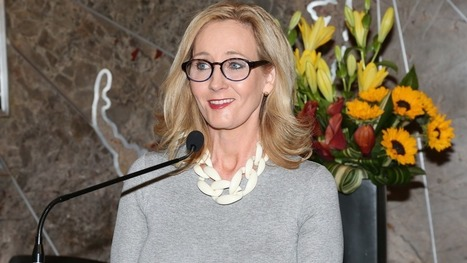 How J.K. Rowling uses the Internet to keep the magic of 'Harry Potter' alive | TIC and youth | Scoop.it