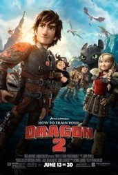 Win Tickets to see 'How to Train Your Dragon 2′ advanced ... | Film d'animation | Scoop.it