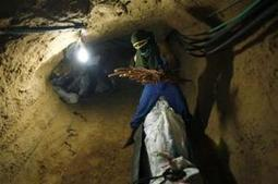 Army demolishes 250 tunnels between Egypt and Gaza | Égypte-actualités | Scoop.it