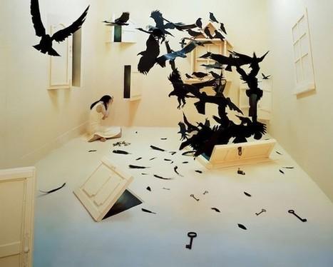 Art : des oeuvres surréalistes... sans Photoshop | Actualités Photographie | Scoop.it