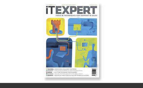 Agency Fish | Custom Publishing – IT Expert Magazine | Magazines Publishers | Scoop.it
