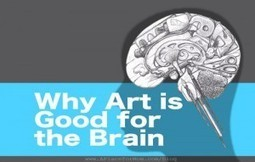 Why Art Therapy is Good for the Alzheimer's Brain   Teaching Art To Children   Scoop.it