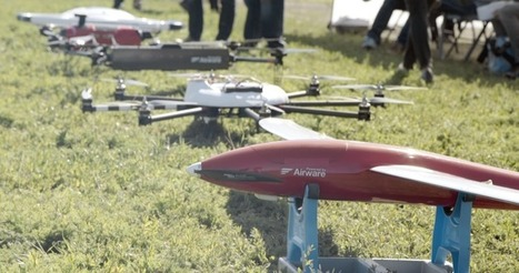 Airware And DJI/Accel Launch Drone Investment Funds | The Robot Times | Scoop.it