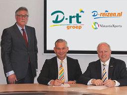 D-Reizen fuseert met VakantieXperts - Reisprofs.nl | Huisstijl | Scoop.it
